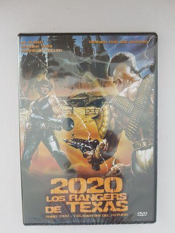 Dvd 2020-Texas gladiatores