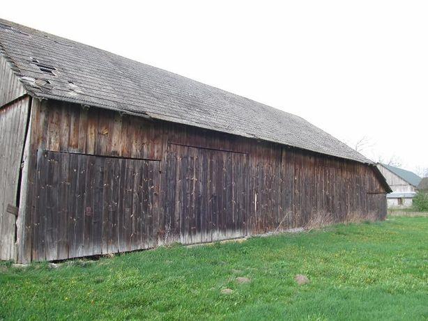 Rozbiórki stodół,skup stodół,skup starego drewna, wymiana desek