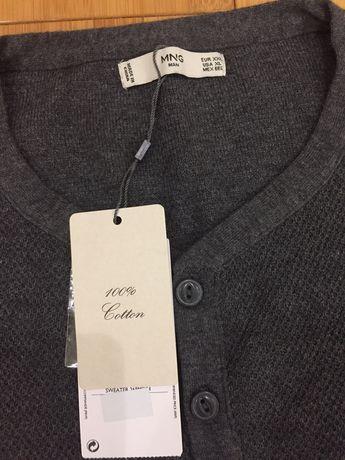 Новий светр Манго Mango пуловер мужской