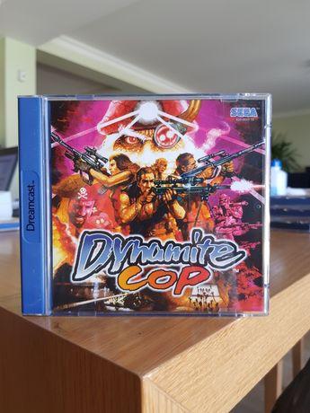 Jogo dynamite cop dreamcast