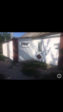 Два дома на одном участке, село Николай-Поле