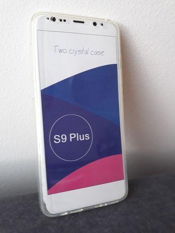 Pokrowiec Etui 360 Pełne do Samsung Galaxy S9 Plus Silikonowe