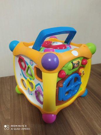 Волшебный кубик Huile Toys / Чарівний куб / Magic box