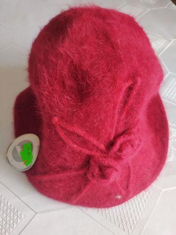 Elegancki kapelusik, czapka