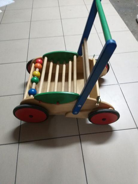 Chodzik drewniany zabawka