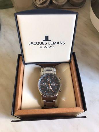Часы кварцевые Jacques Lemans Geneve