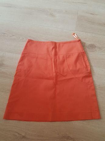 Spódnice Bialcon pomarańczowa roz. 36