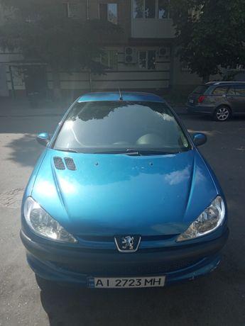 Продам Peugeot 206, АКПП, газ/бензин