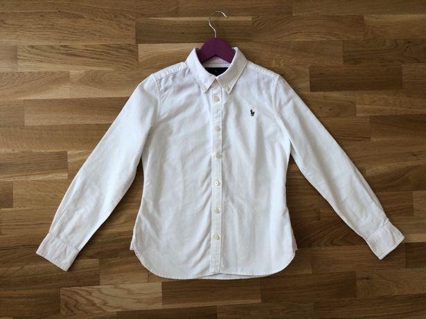 Рубашка белая Ralph Lauren рост 152