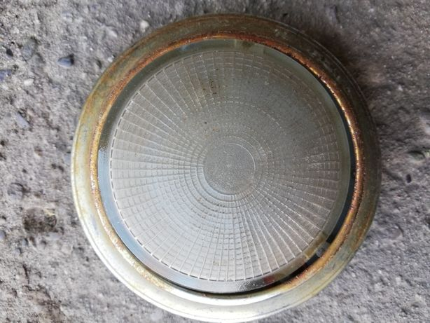 Stara zabytkowa lampa samochód samochodowa klosz stary