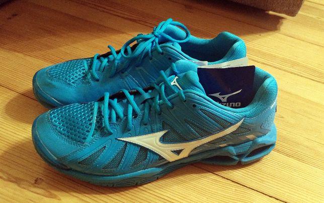 Nowe buty do siatkówki Mizuno wave tornado x2 r. 48,5