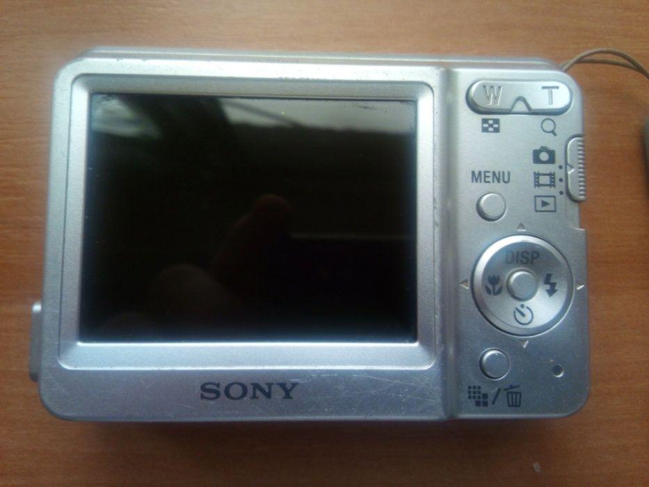 Камера Sony DSC-S930 Лебедин - изображение 1