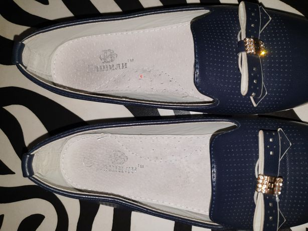 Туфли размер 36, как новые