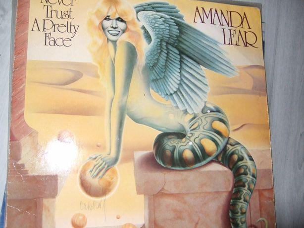 płyty analogowe Amanda Lear , Bon Jovi ,Exkumer