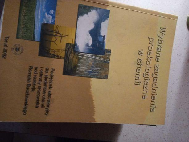 Wybrane zagadnienia proekologiczne w chemii wyd UMK Torun 2002