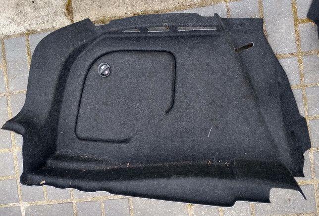 BMW F20 tapicerka boczek wykładzina bagaznika lewy
