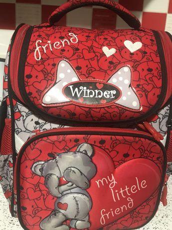 Рюкзак шкільний WINNER