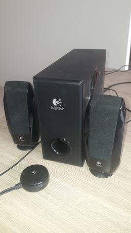 Głośniki logitech  s220 z subwooferem