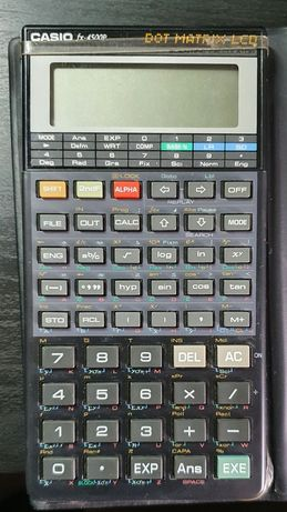 Casio fx 4500p kalkulator naukowy  komputer .