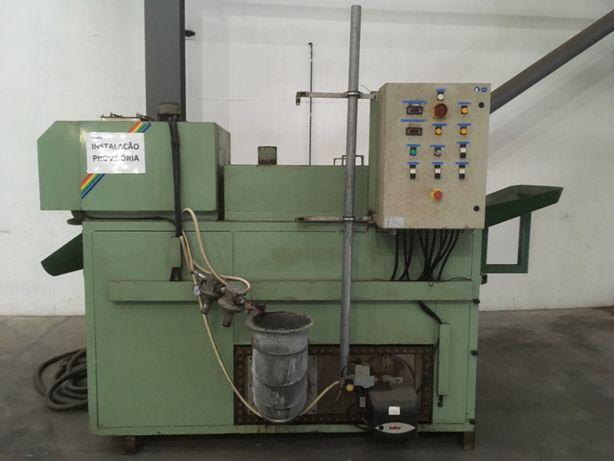 Lavadora industrial marca Stimin SNC12kw