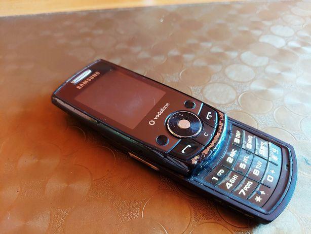 Telefon Samsung SGH-J700V, Uszkodzony ekran lub taśma