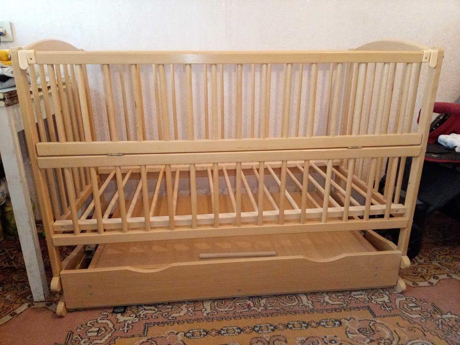 Продам кроватку. Новая Каховка - изображение 1