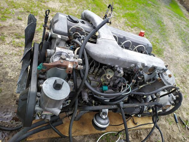Мотот/двигун Mercedes-Benz 124.3.0тд