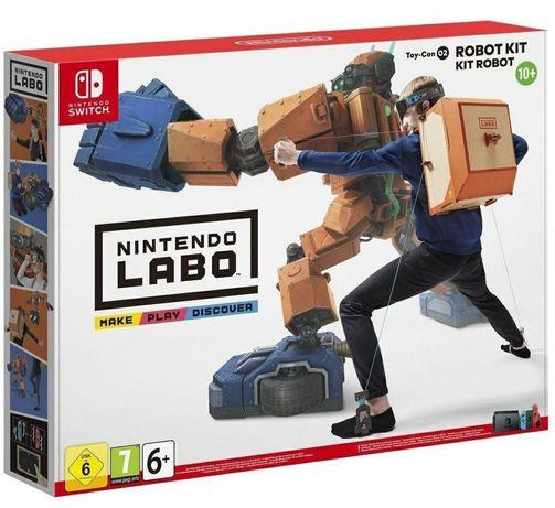 Gra Nintendo Labo Robot Kit