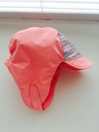Шапка adidas, шапка для девочки, шапка-шлем