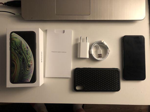 Sprzedam Apple Iphone XS 64GB Space Gray Stan 9/10