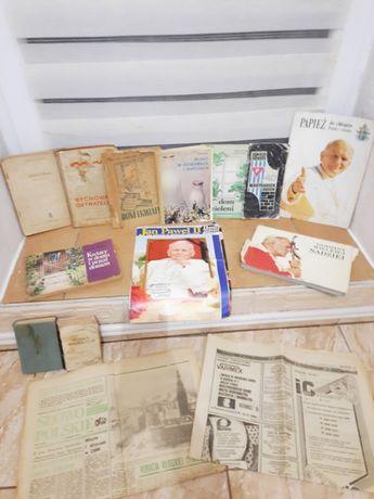 Stare książki, gazety