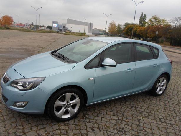 Opel Astra 1.6 16v benzyna