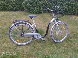 """Sprzedam rower Pegasus Comfort 28""""stan idealny,okazja."""