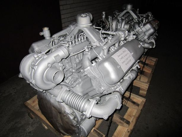 Двигатель ЯМЗ-236НЕ, 236БК, 236БЕ