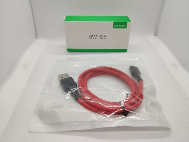 Blitzwolf BW-S5 i kabel ładowarka NOWY