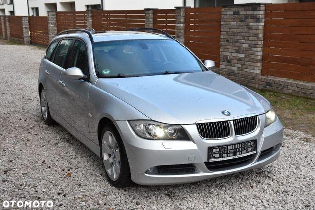 BMW Seria 3 BMW 325d e91 OPŁACONY Panorama bezwypadkowy doinwestowana