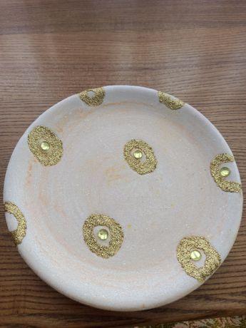 Тарілка тарелка декоративная
