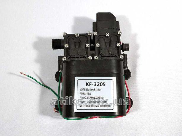 Насос для опрыскивателя KF 12 В  мембранный. Помпа оприскувача.