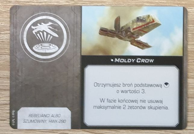 Star Wars: X-Wing Moldy Cow