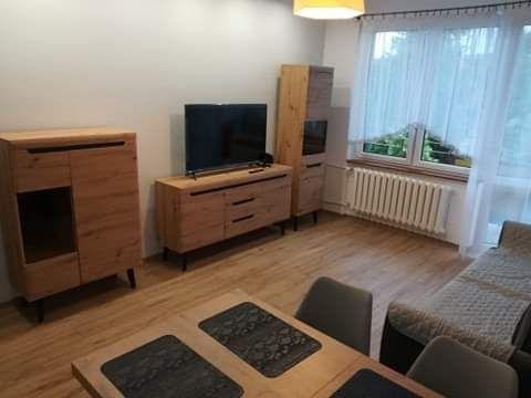 Słoneczne mieszkanie 50m2 z balkonem ścisłe centrum ul.Warszawska 1