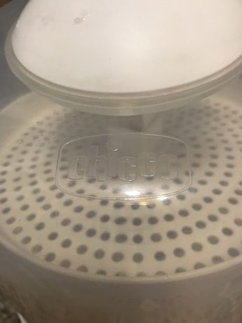 Стерилизатор для детской посуды/бутылочек CHICCO чико