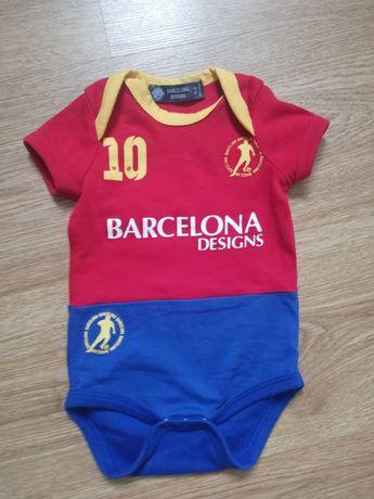Body Barcelona sportowe kibic Hiszpania