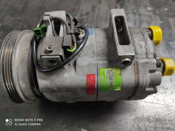 A4 B5 sprężarka klimatyzacji