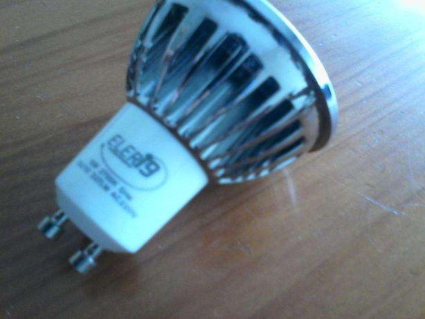 lampadas led Gu 10 5w cor branca