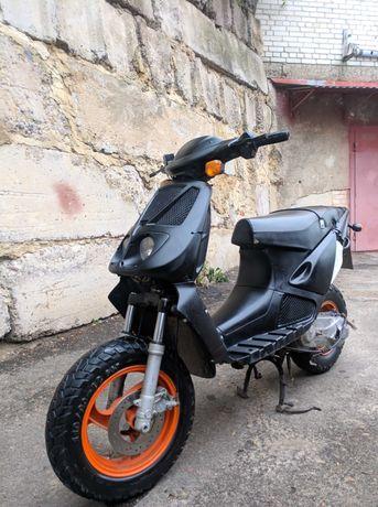 Скутер Malaguti CR1 (crosser) Великий італійський кросовий терміново