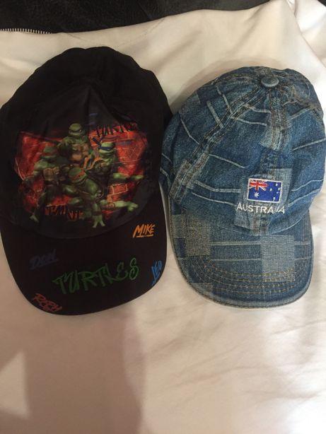 Продам кепки на 4-8 лет