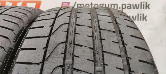 Opony letnie 2x 275/40r22 Pirelli 18r. 7mm