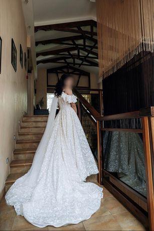 Свадебное платье бренда WONA Concept