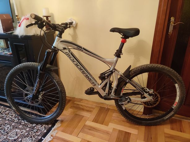 Mondraker Foxy M (17) Двухподвес велосипед