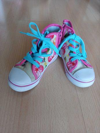 Buty dziewczęce 25